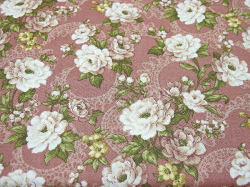 CLOTHWORKS- LILY AND PEONY 862A