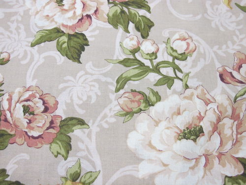 CLOTHWORKS- LILY AND PEONY 861