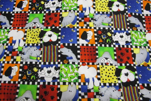 SOUTH SEA IMPORT -BOW-WOW BUDDIES - BLOCK