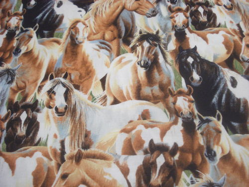 wilmington prints unbridled