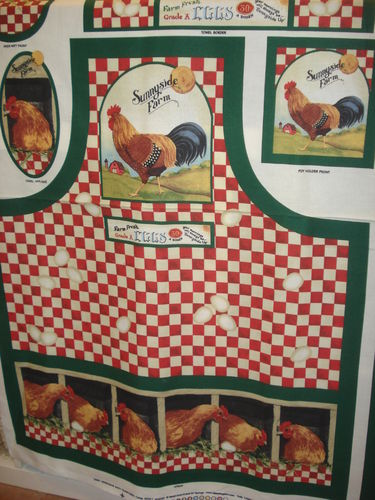 DAISY KINGDOM -sunniside farm apron