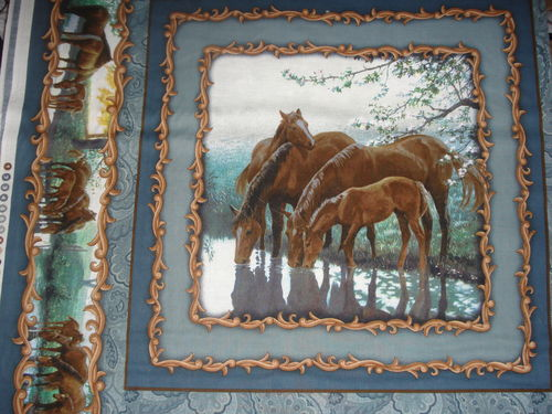SHENANDOAH PILLOW PANEL - B