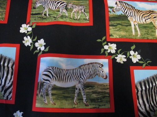 ZEBRAS -EXCLUSIVELY QUILTERS -